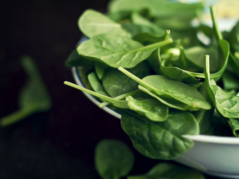 PHOTO: Several companies recall spinach after Listeria was found.