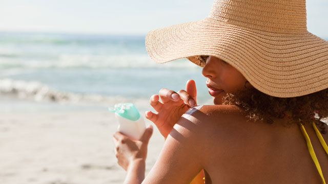 PHOTO: Sunscreen lower than SPF 15 can no longer claim to be broad-spectrum, which means it's offering protection only against UVB rays.