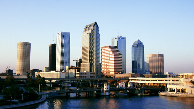 PHOTO: City of Tampa, Florida.