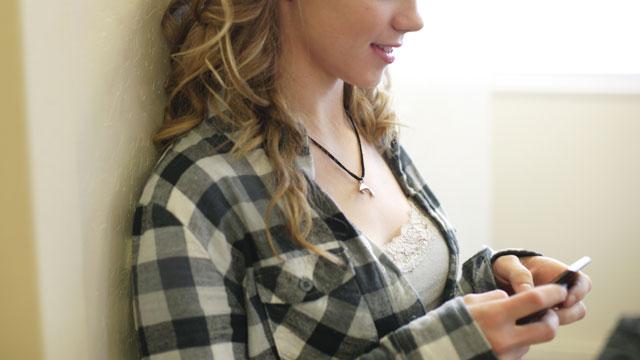 PHOTO: Teen Sexting