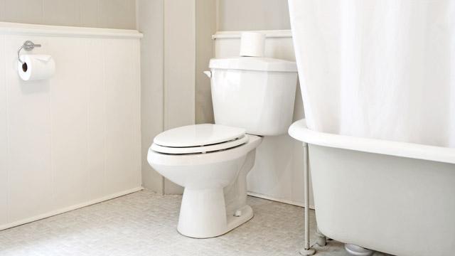 PHOTO:Toilet