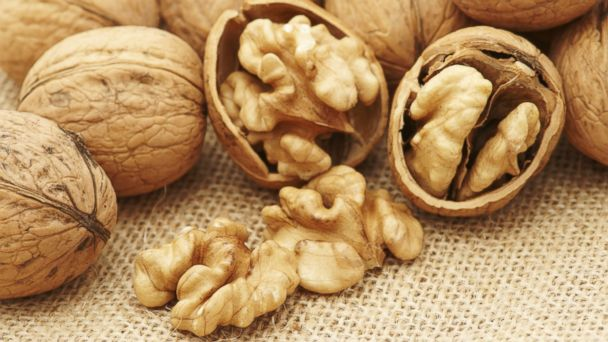 PHOTO: Most of us can benefit from additional Omega 3s, so consider making walnuts a staple on your weekly grocery list.
