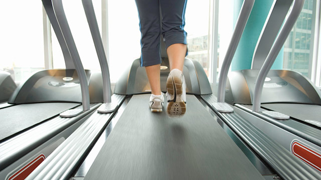 PHOTO: A new study found that even mild exercise can reduce the risk of developing cancer for postmenopausal women.