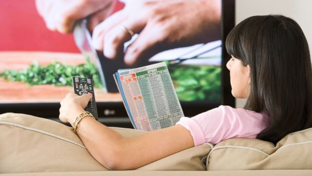 PHOTO: Watching TV excessively can cause premature aging.