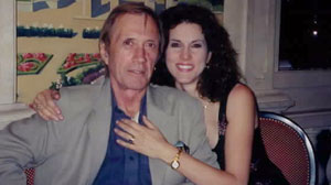 Marina Anderson, wife of David Carradine