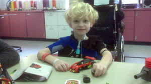 Surgery May Restore Movement to Childs Paralyzed Arm