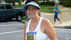 PHOTO Pamela Detrow, 58, of Washington, DC