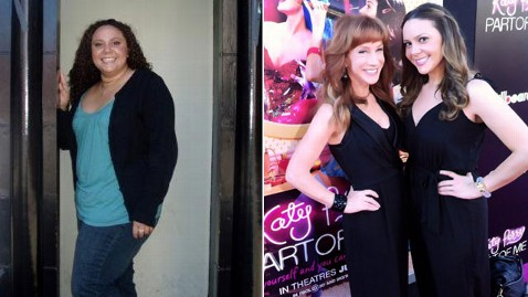 ht Tiffany Rinehart before after nt 130103 wblog Kathy Griffins Assistant: TV Spurred Me to Lose An Olsen Twin