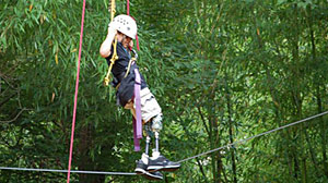 Photo: Camps that cater to kids with special needs offer typical camp activities with a twist. Camp directors say these kids never feel like outsiders because of their disease or disability.