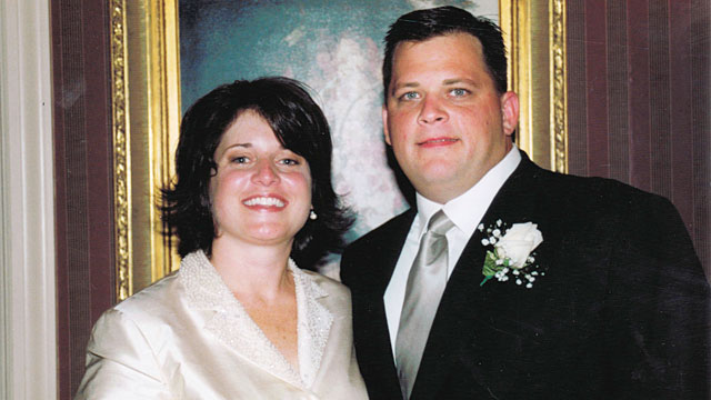 "PHOTO: Diane and Daniel Schuler before the ""super mom"" drove the wrong way down the Taconic Parkway in 2009, killing eight."