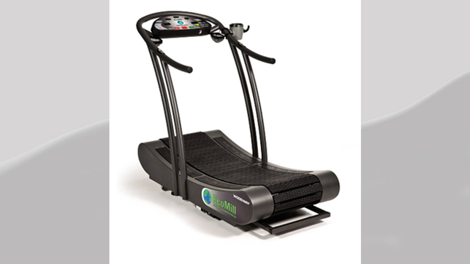 PHOTO: The Ecomill is a self-powered treadmill.