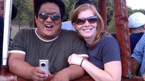 PHOTO Elissa Bantug and husband