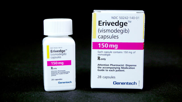 PHOTO: Erivedge (Vismodegib) can be used to treat patients with Gorlin syndrome.