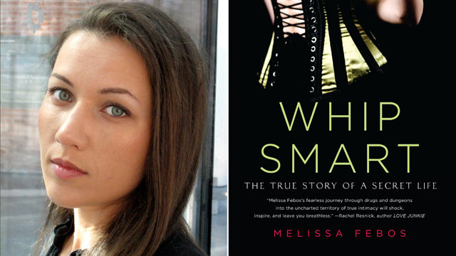 "PHOTO: Melissa Febos worked for three years as a dominatrix, a secret profession she describes in her memoir, ""Whip Smart."""
