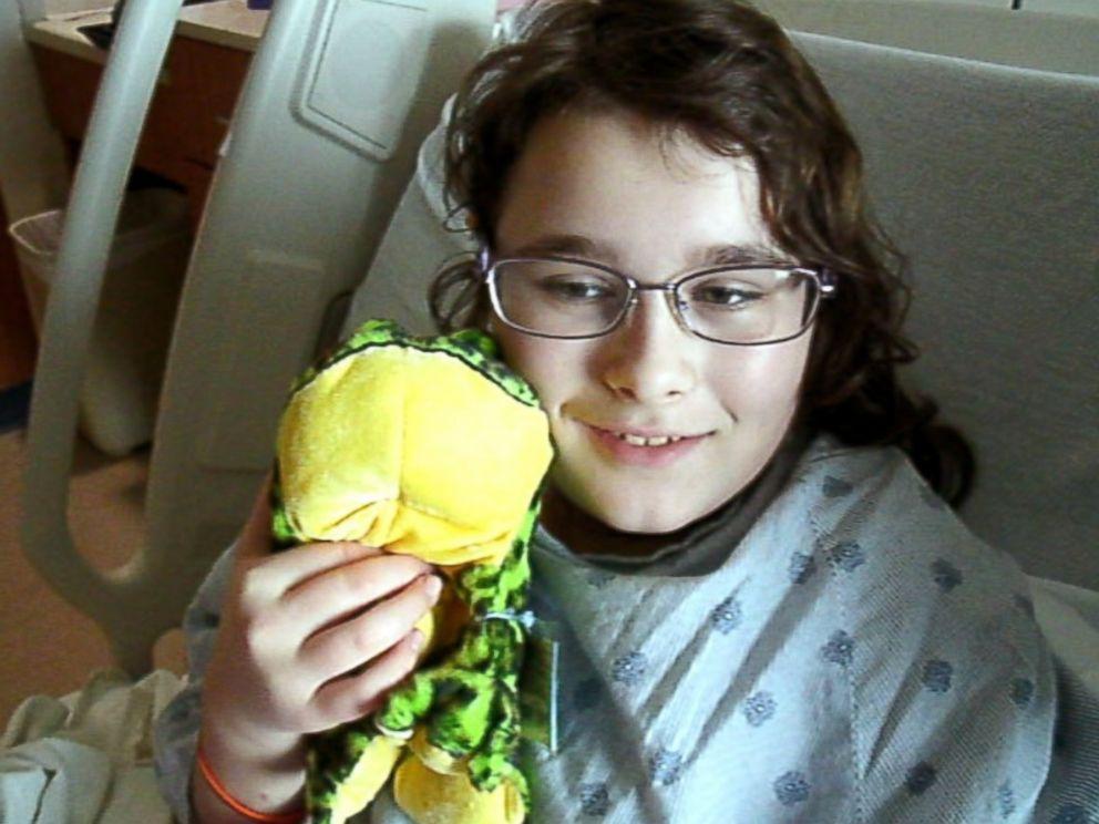 PHOTO: Gwendolyn Quarles, 11-years-old, of Austin, Texas.
