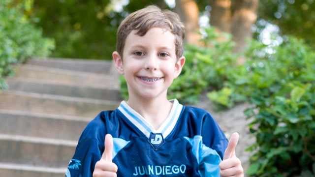 "PHOTO: Zachary ""Bubba"" Stewart is 11 and has autism and now his parents think his older sister may have it as well."