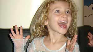 Photo: Cases of childhood-onset schizophrenia such as Janiâ??s are rare but can be extremely severe