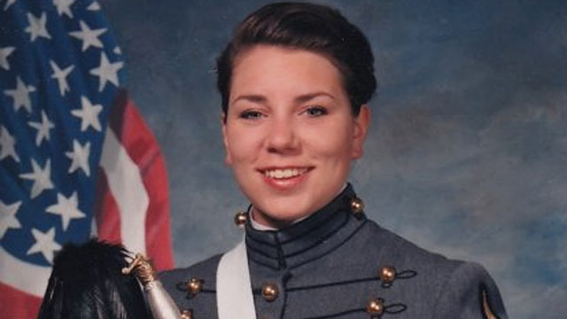 PHOTO: For 13 years, Jenifer Beaudean, a West Point graduate, battled bulimia.