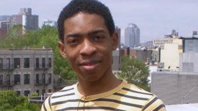 PHOTO: Korey Chisholm just won asylum in the U.S. After being persecuted for being gay in his native Guyana.