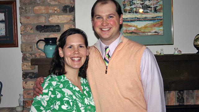 PHOTO: Christine and Matt Kelash