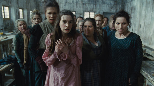 "PHOTO: Anne Hathaway as Fantine in ""Les Misérables"", the motion-picture adaptation of the beloved global stage sensation seen by more than 60 million people in 42 countries and in 21 languages around the globe and still breaking box-office records everywh"