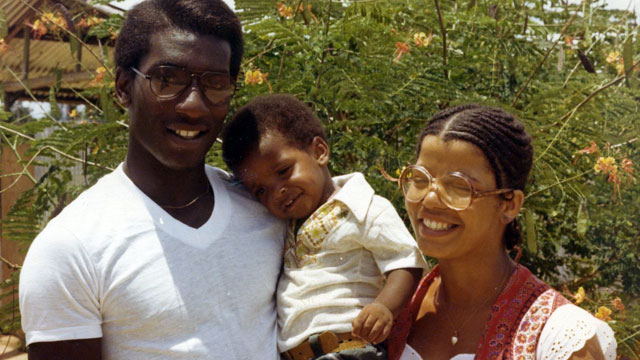 PHOTO: Leslie Wagner Wilson escaped from Jonestown with her son Jakari just hours before 909 died in a mass suicide. Her husband, Joe Wilson, shown here in Guyana, as well as and eight other family members perished that day in 1978.