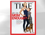 PHOTO: 26-year-old mom Jamie Lynne Grumet breast feeding her 3-year-old son on the cover of Time magazine May 2012.