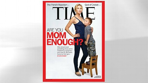 Breast-Feeding Time Cover Mom Responds to Critics - ABC News