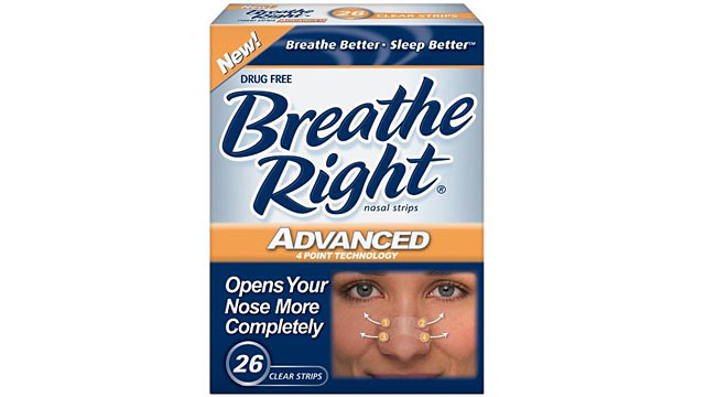 PHOTO: Nasal Strips