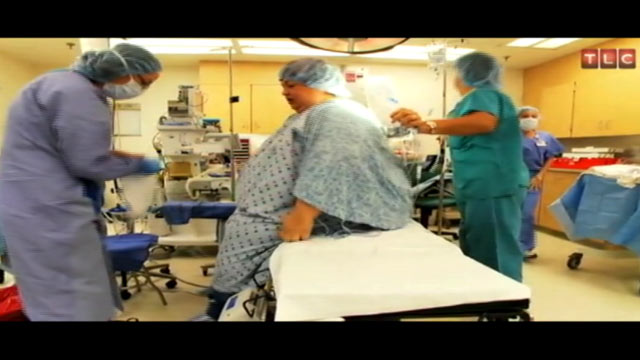 PHOTO: TLC special takes a look at the health issues for morbidly obese mothers.