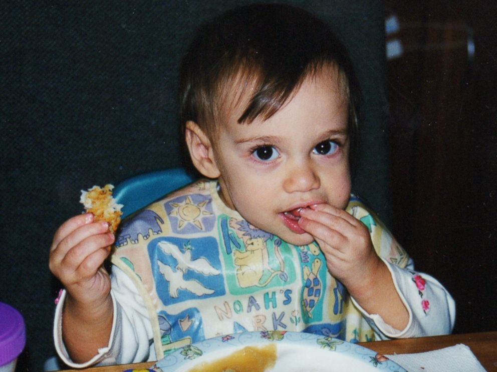 PHOTO: Maya Konoff, now 13, had her first serious allergic reaction at 9 months old. She learned from a young age to check the ingredients before eating anything, her mother said.