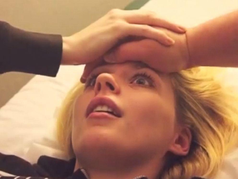 PHOTO: Ashley Gardner was shocked when she learned she was having quadruplets.