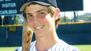PHOTO Stacey and John Quartarone of Carlsbad, Calif., lost son Chase, 16, to non-Hodgkins lymphoma in December.