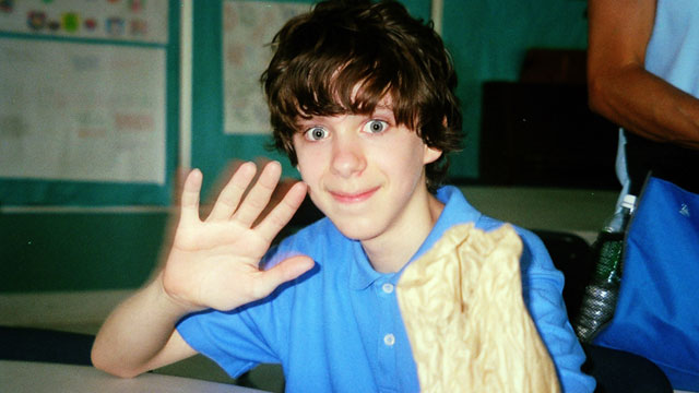 PHOTO: In the wake of the mass killings at Sandy Hook Elementary School, FRONTLINE investigates a young man, Adam Lanza (shown in 2005), who left behind a trail of death and destruction, but little else.