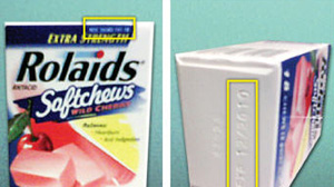 PHOTO Johnson & Johnson on Thursday recalled several types of Rolaids antacids in the U.S. because of reports of metal and wood particles in the products.