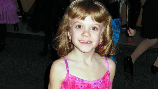 PHOTO: Sarah Larimore was diagnosed with a rare genetic disorder called cystinosis when she was 13 months old.