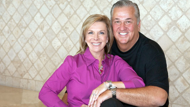 PHOTO:Scott and Joan Bolzan rebuilt their marriage after he lost all memory of their relationship after he suffered a head injury in a fall that caused permanent retrograde amnesia.