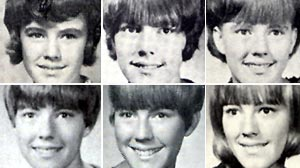Photo: Can Yearbook Smiles Spell Marriage Bliss? Research Claims Smiling in Youth May Indicate Later Marital Success