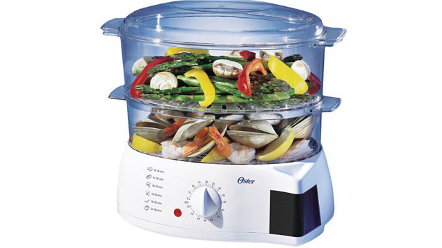 PHOTO: Veggie Steamer
