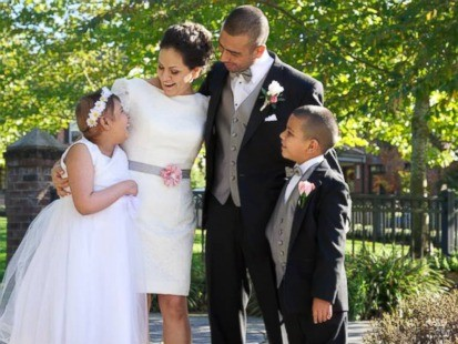 Girl with Cancer Gets Dream Wedding for Parents