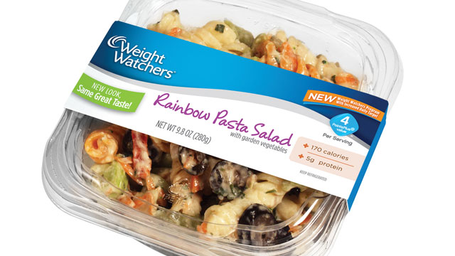 PHOTO: Weight Watchers Food product - pasta.