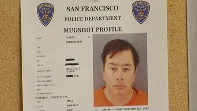 VIDEO: California man allegedly posed as a physician to operate a bogus clinic.