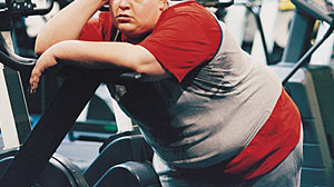 Photo: Recent Time article claims exercise does no good for weight loss.