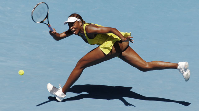 PHOTO: Venus Williams