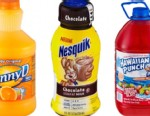 Most Over-Sweetened Kids Drinks