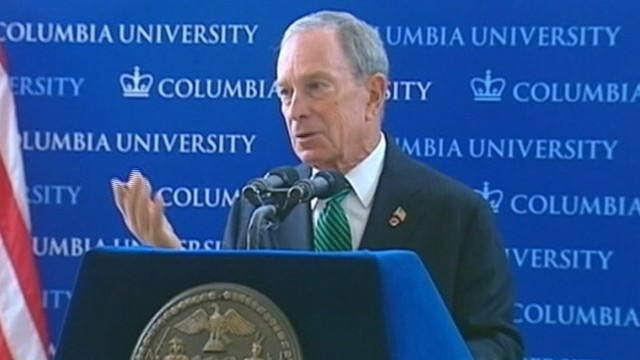 VIDEO: Voluntary program requires participating NYC hospitals to hold back use of infant formula.