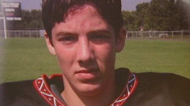 VIDEO: The liver of a 24-year-old car crash victim was donated to his former coach.