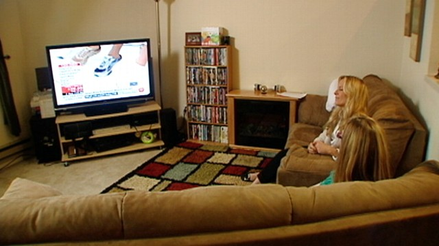 VIDEO: According to research, every two hours spent watching TV boosts health risks.
