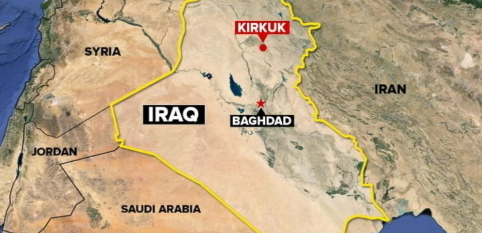 VIDEO: Syria and Iran Launch Airstrikes on ISIS