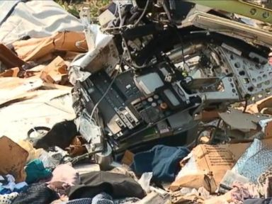 VIDEO: Cockpit of Malaysia Airlines Flight MH17 Identified
